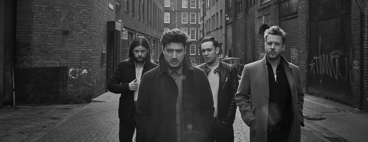 Mumford & Sons general press photo.