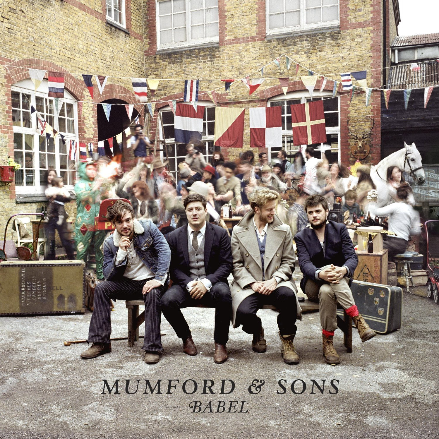 #TuesdayTune @natashainozblog I Will Wait by Mumford & Sons.