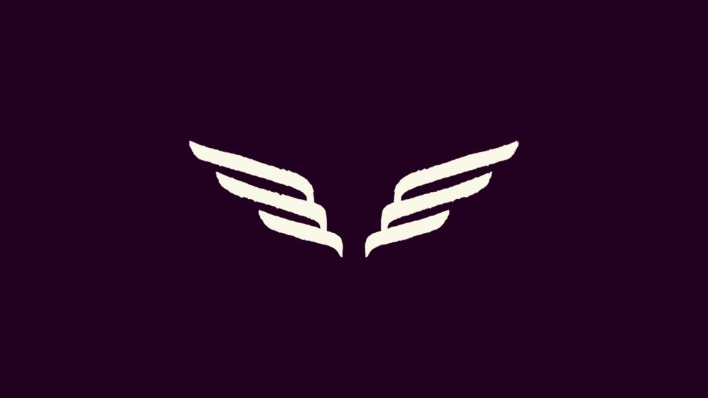 Mumford & Sons wings logo