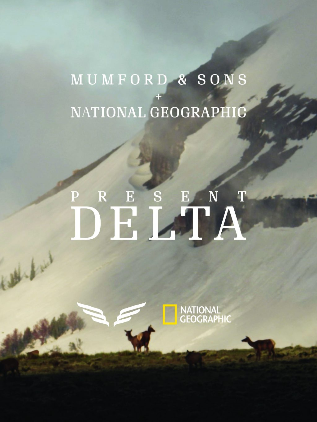 National Geographic Mumford & Sons album event