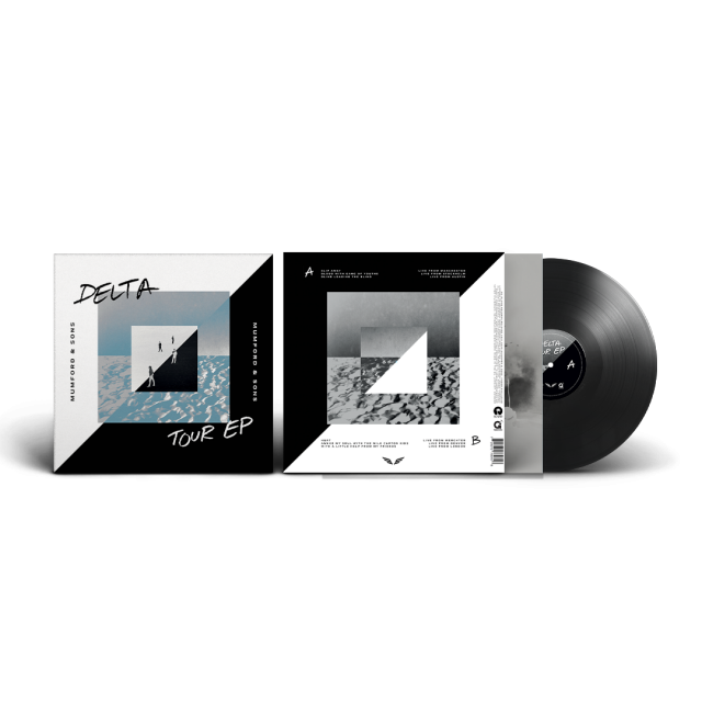 Delta Tour EP Vinyl
